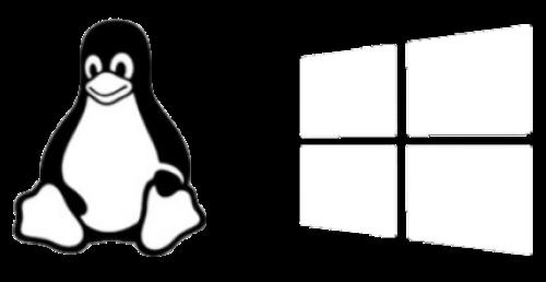 スクリーンウォーターマークのオンプレミス版サーバーソフトウェアの動作環境はOSにWindowsまたはLinuxを使用します。