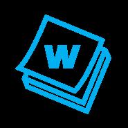 スクリーンウォーターマークは印刷物にも透かしを表示させて不正な持出しや複写、コピーを防止