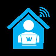 スクリーンウォーターマークはテレワークにも対応、テレワーク環境下でも不正な画面キャプチャによる情報漏洩を防止